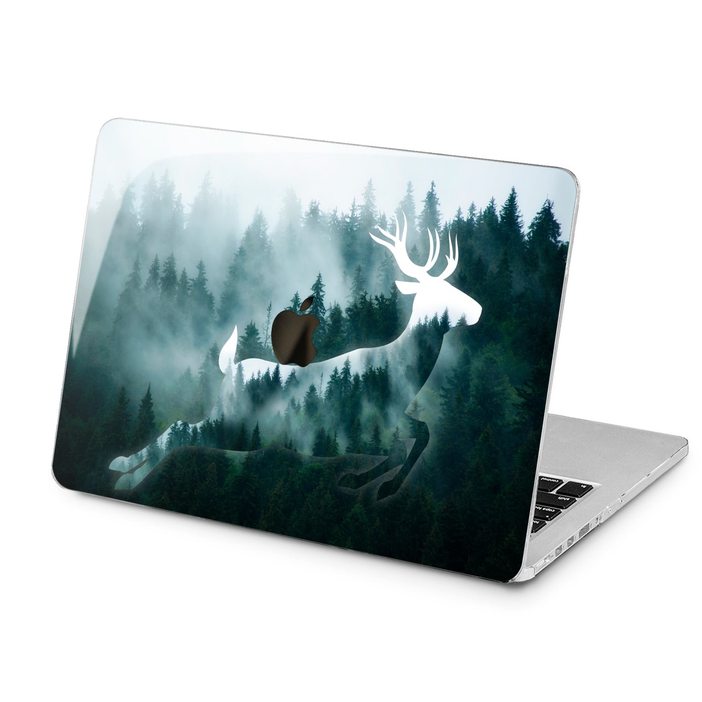 Lex Altern Lex Altern Foggy Deer Case for your Laptop Apple Macbook.