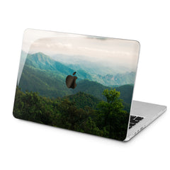 Lex Altern Lex Altern Forest Mountain Case for your Laptop Apple Macbook.