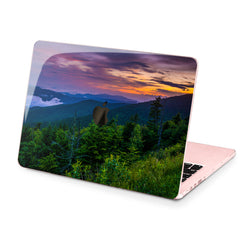 Lex Altern Hard Plastic MacBook Case Sunset Sky