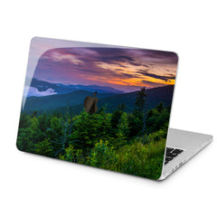 Lex Altern Lex Altern Sunset Sky Case for your Laptop Apple Macbook.