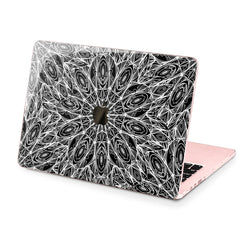 Lex Altern Hard Plastic MacBook Case Bohemian Pattern