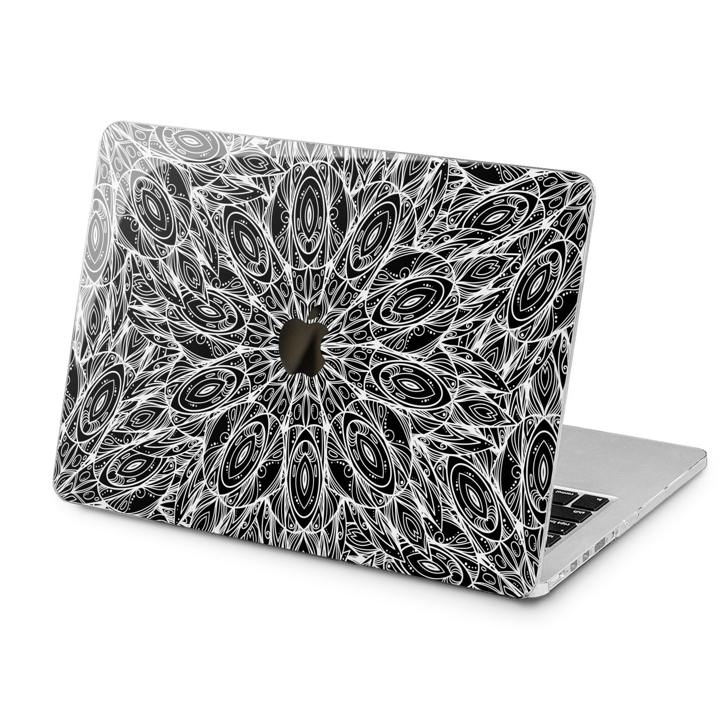 Lex Altern Lex Altern Bohemian Pattern Case for your Laptop Apple Macbook.
