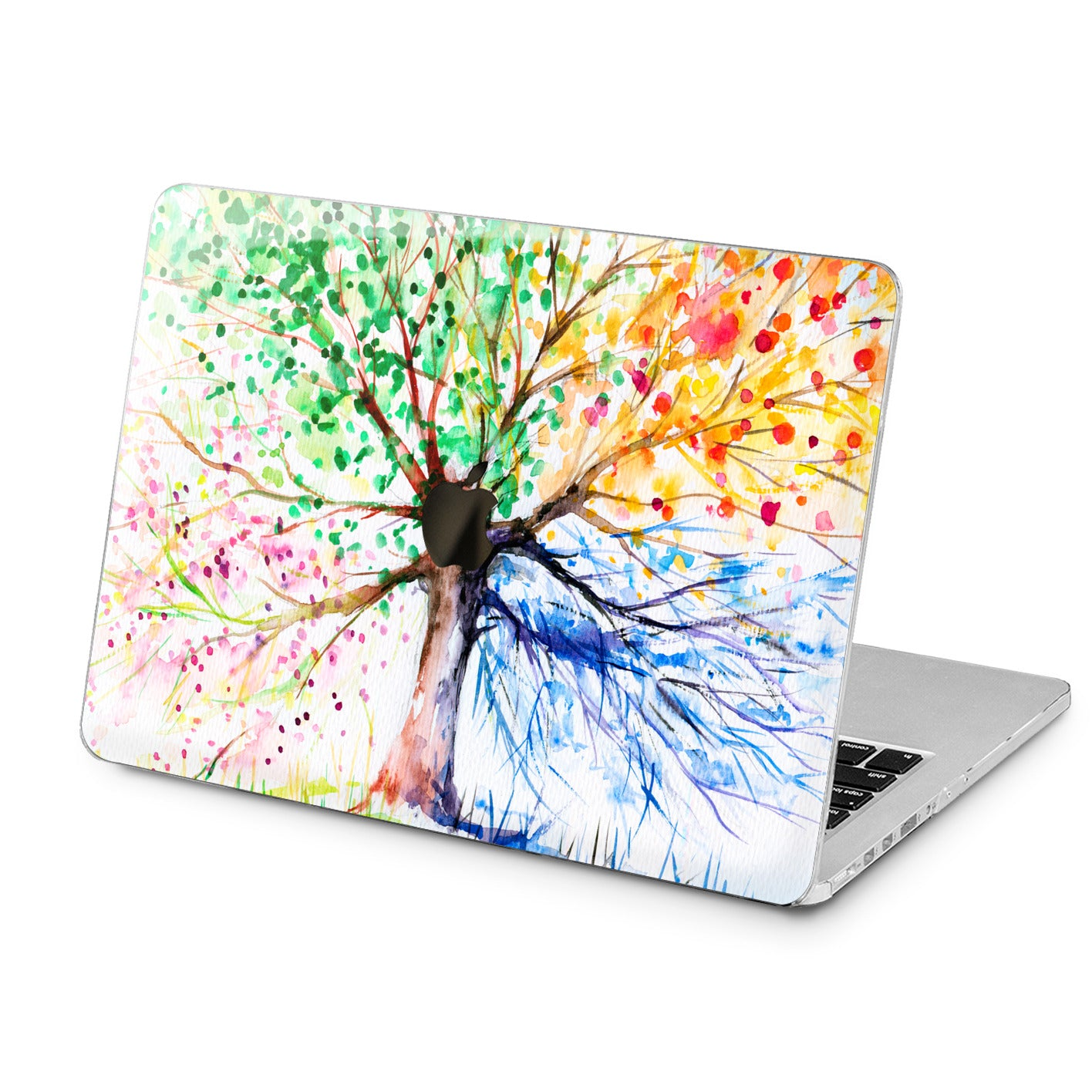 Lex Altern Lex Altern Colored Tree Art Case for your Laptop Apple Macbook.