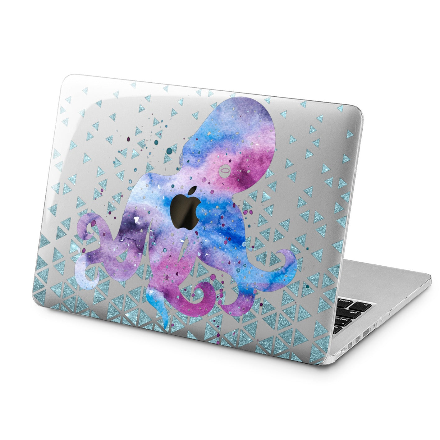 Lex Altern Lex Altern Octopus Watercolor Case for your Laptop Apple Macbook.