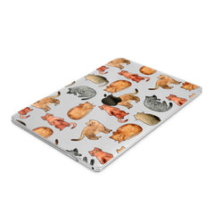 Lex Altern Hard Plastic MacBook Case Cute Cats