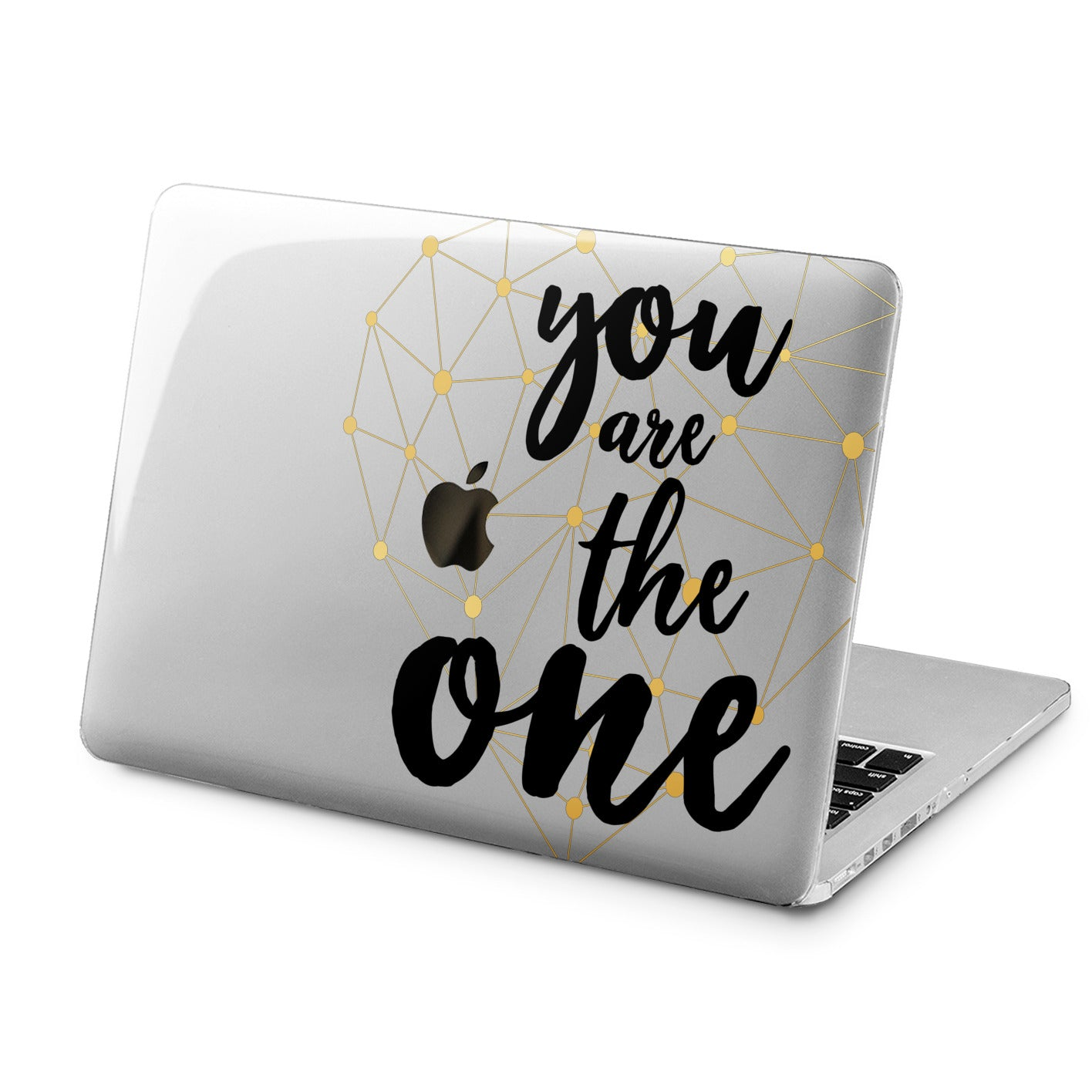 Lex Altern Lex Altern You Are The One Case for your Laptop Apple Macbook.