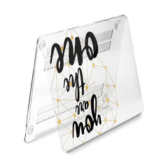 Lex Altern Hard Plastic MacBook Case You Are The One
