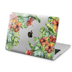 Lex Altern Lex Altern Tropical Blossom Case for your Laptop Apple Macbook.
