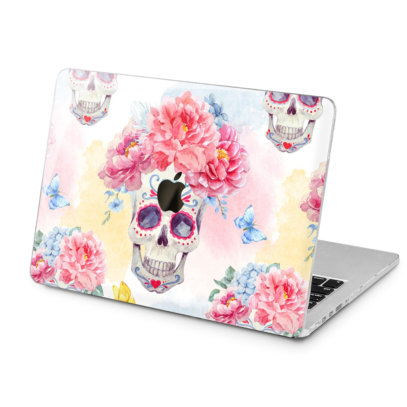 Lex Altern Lex Altern Bohemian Blossom Case for your Laptop Apple Macbook.