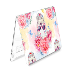 Lex Altern Hard Plastic MacBook Case Bohemian Blossom