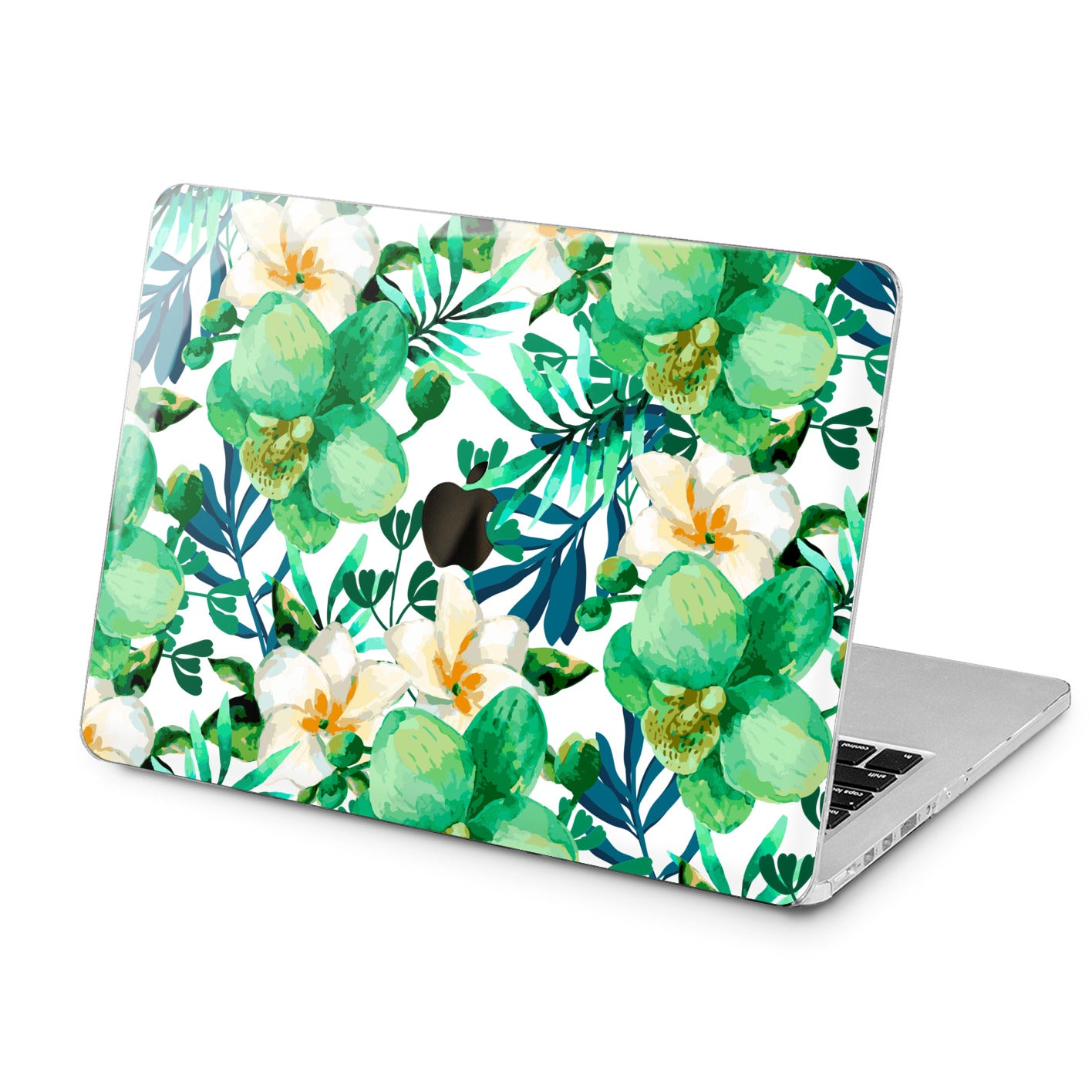 Lex Altern Lex Altern Green Orchid Case for your Laptop Apple Macbook.