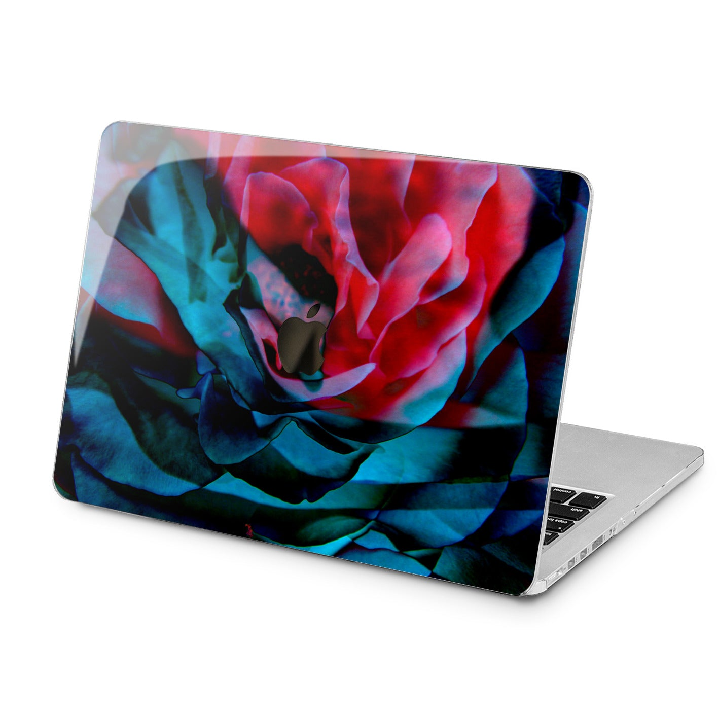 Lex Altern Lex Altern Dark Rose Case for your Laptop Apple Macbook.