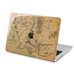 Lex Altern Lex Altern Middle Earth Case for your Laptop Apple Macbook.