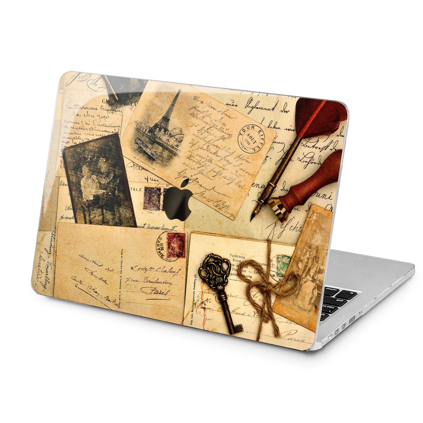 Lex Altern Lex Altern Vintage Memories Case for your Laptop Apple Macbook.