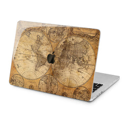 Lex Altern Lex Altern Ancient Map Case for your Laptop Apple Macbook.