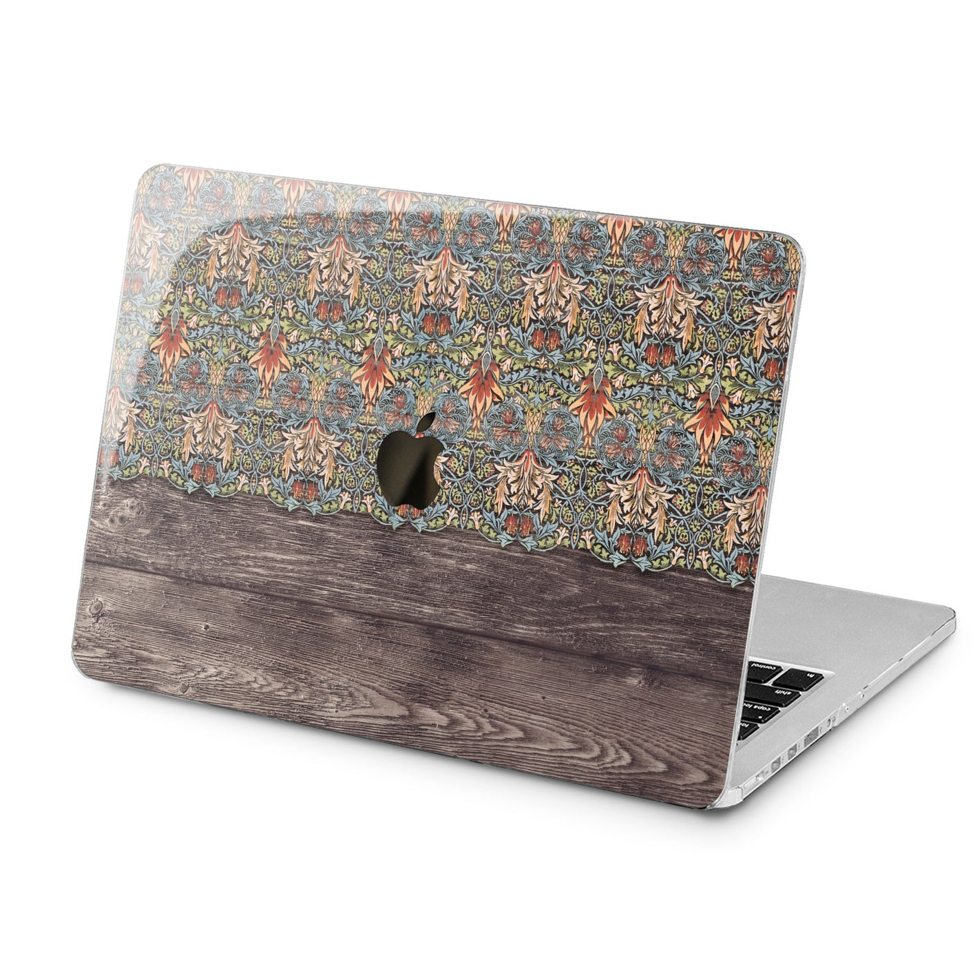 Lex Altern Lex Altern Boho Wood Case for your Laptop Apple Macbook.