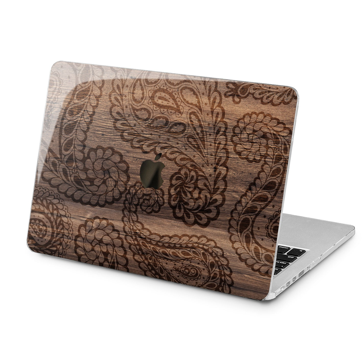 Lex Altern Lex Altern Carved Paisley Case for your Laptop Apple Macbook.