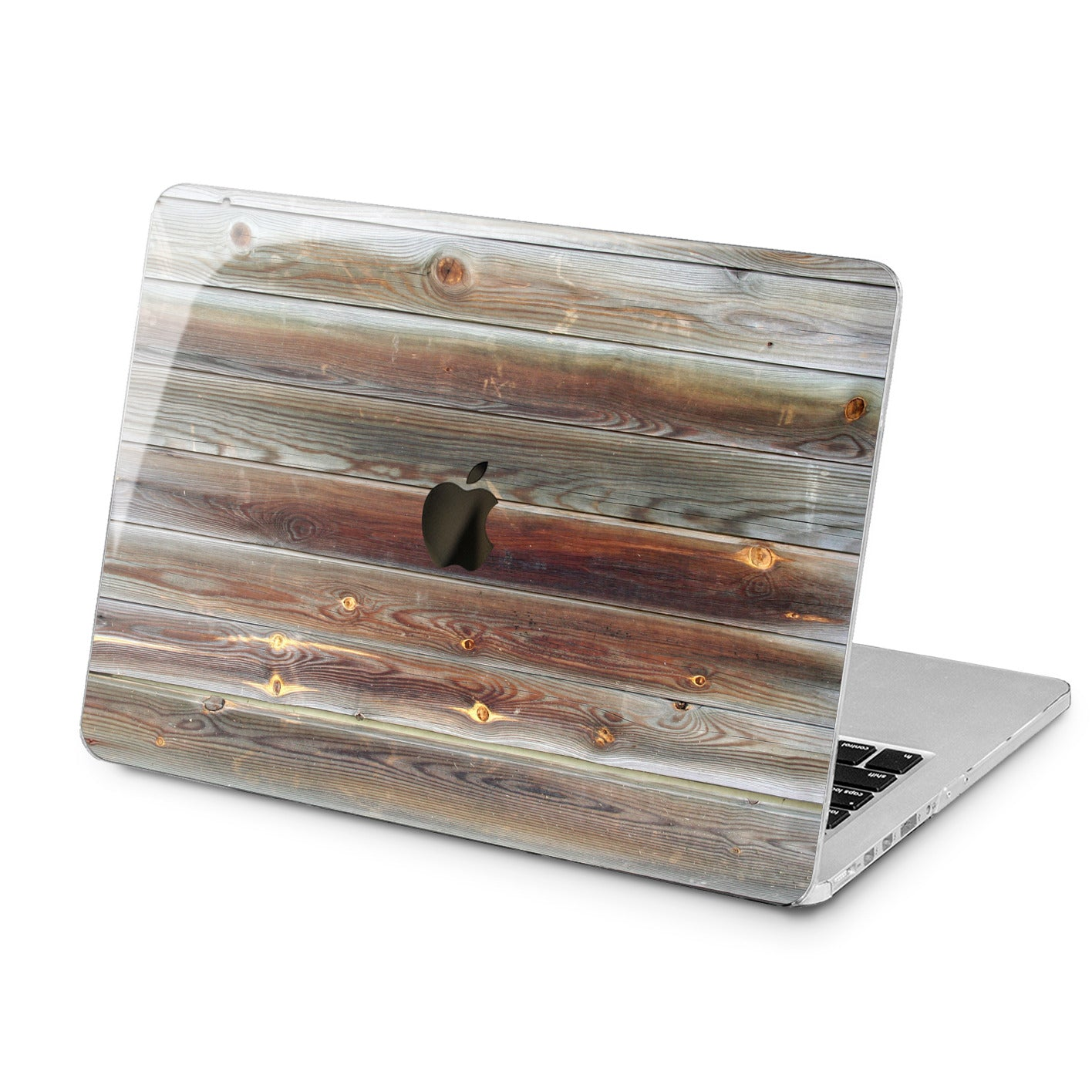 Lex Altern Lex Altern Old Wood Case for your Laptop Apple Macbook.