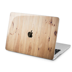 Lex Altern Lex Altern Wood Pattern Case for your Laptop Apple Macbook.