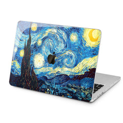 Lex Altern Lex Altern Starry Night Case for your Laptop Apple Macbook.
