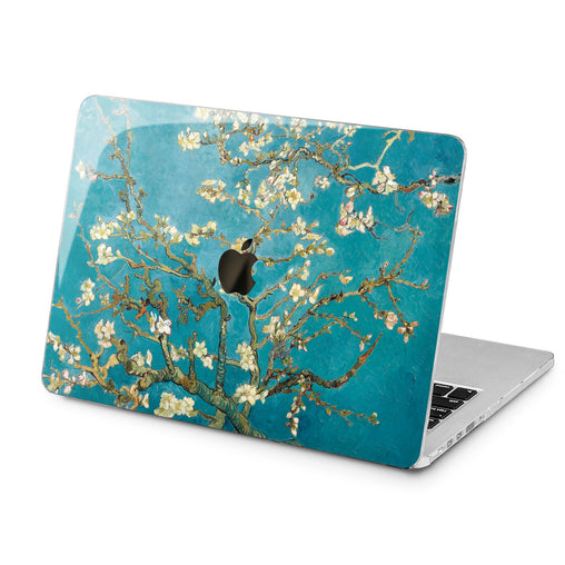 Lex Altern Lex Altern Almond Tree in Blossom Case for your Laptop Apple Macbook.