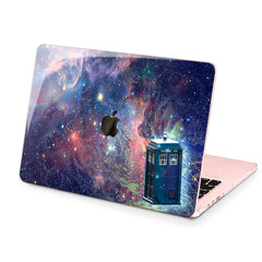 Lex Altern Hard Plastic MacBook Case Doctor Who Universe