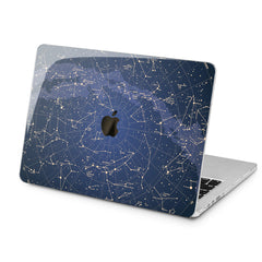 Lex Altern Lex Altern Constellations Pattern Case for your Laptop Apple Macbook.