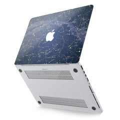 Lex Altern Hard Plastic MacBook Case Constellations Pattern