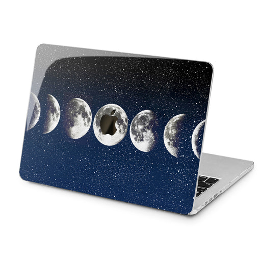 Lex Altern Lex Altern Moon Phases Case for your Laptop Apple Macbook.