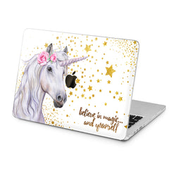 Lex Altern Lex Altern Magic Unicorn Case for your Laptop Apple Macbook.