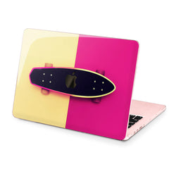 Lex Altern Hard Plastic MacBook Case Longboard Deck