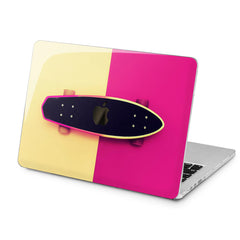 Lex Altern Lex Altern Longboard Deck Case for your Laptop Apple Macbook.