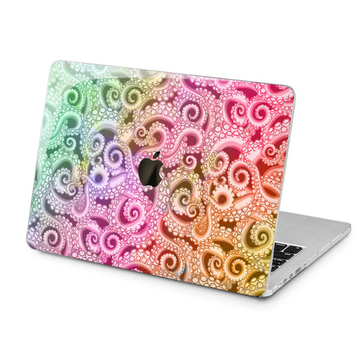 Lex Altern Lex Altern Cute Tentacles Case for your Laptop Apple Macbook.