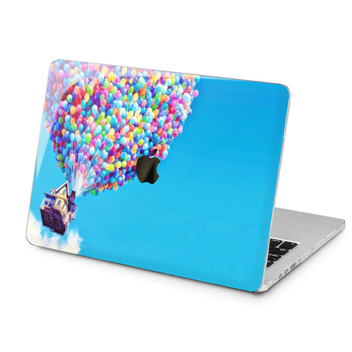 Lex Altern Lex Altern Balloon House Case for your Laptop Apple Macbook.
