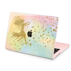 Lex Altern Hard Plastic MacBook Case Cute Fairy