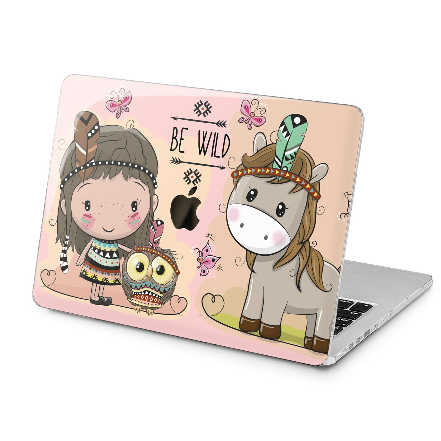 Lex Altern Lex Altern Be Wild Case for your Laptop Apple Macbook.