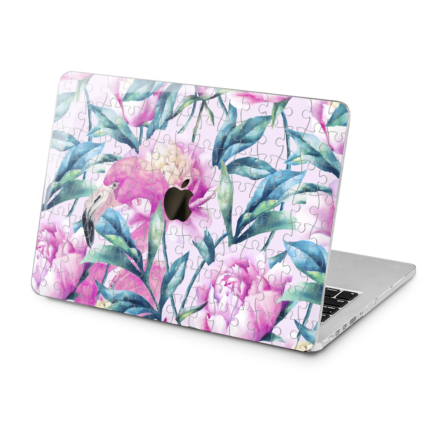 Lex Altern Lex Altern Puzzle Blossom Case for your Laptop Apple Macbook.