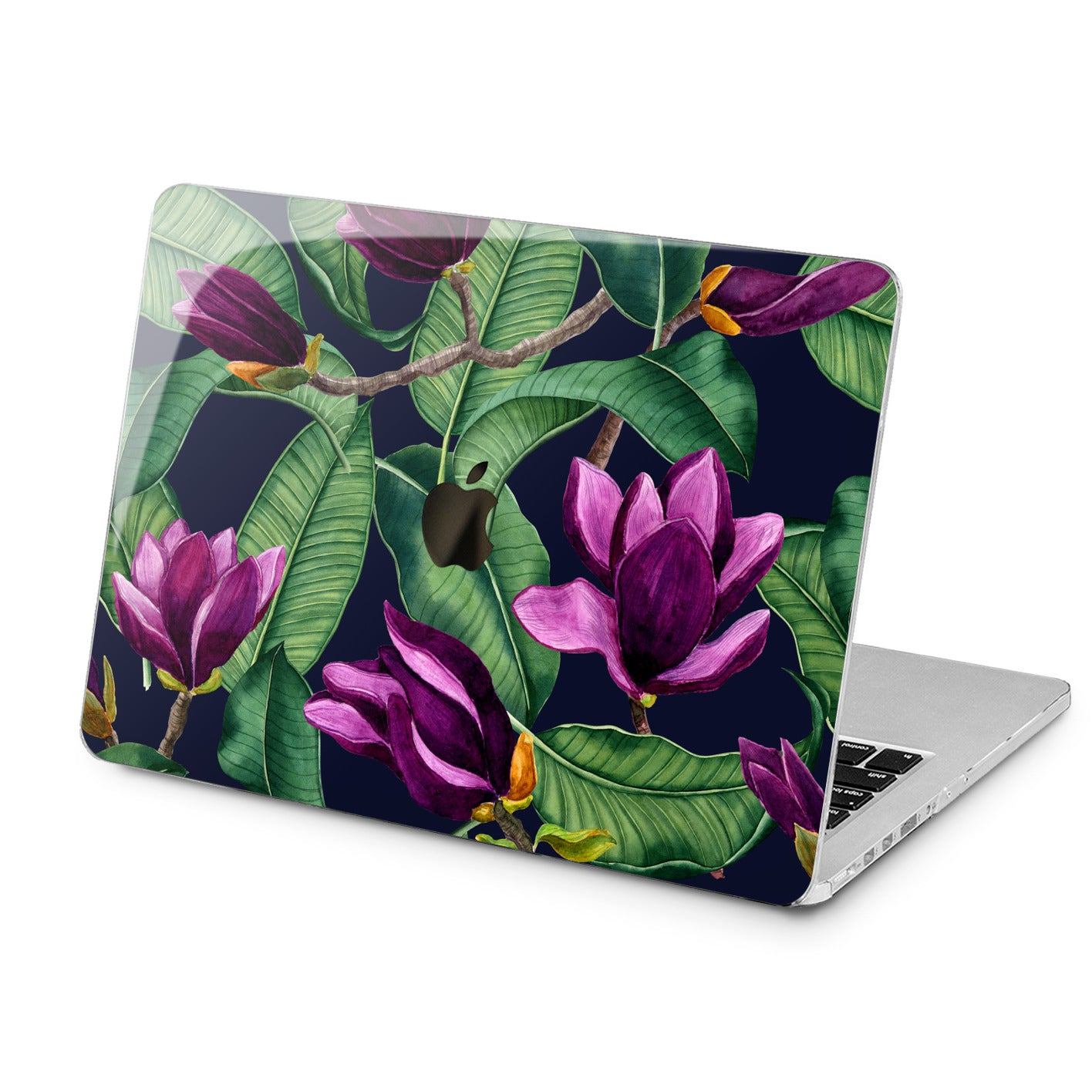 Lex Altern Lex Altern Purple Magnolia Case for your Laptop Apple Macbook.