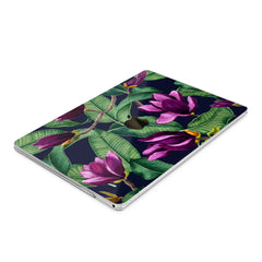 Lex Altern Hard Plastic MacBook Case Purple Magnolia