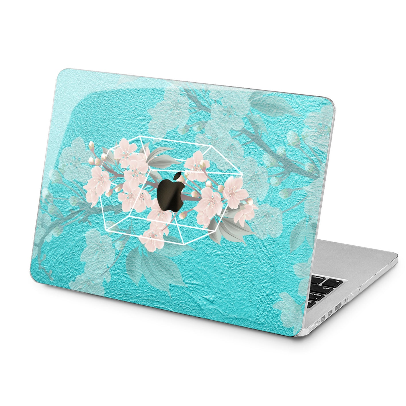 Lex Altern Lex Altern Cherry Bloom Case for your Laptop Apple Macbook.
