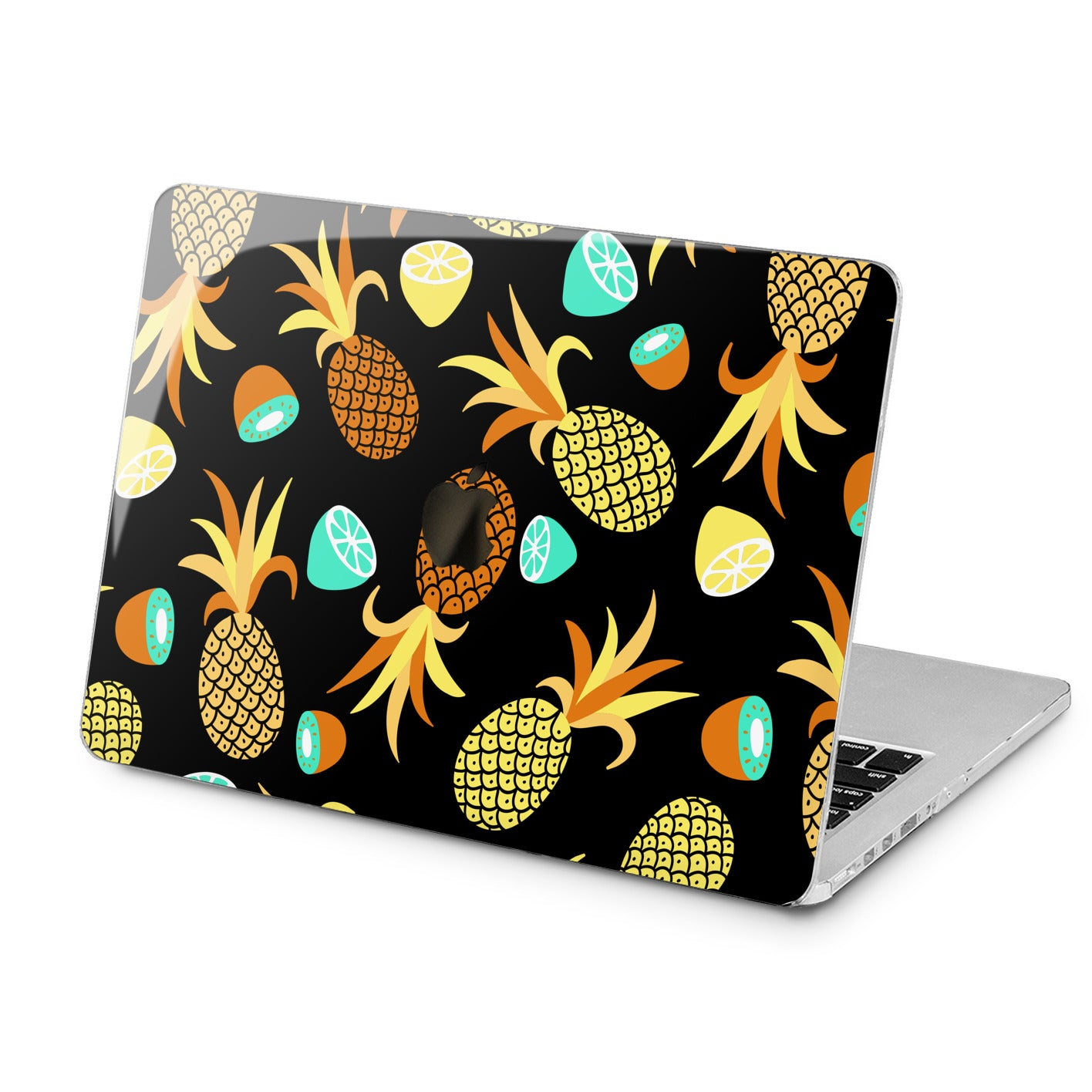 Lex Altern Lex Altern Pineapple Pattern Case for your Laptop Apple Macbook.