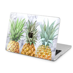 Lex Altern Lex Altern Marble Pineapple Case for your Laptop Apple Macbook.