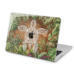 Lex Altern Lex Altern Exotic Turtle Case for your Laptop Apple Macbook.