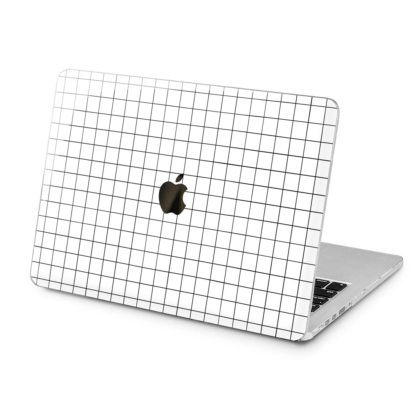Lex Altern Lex Altern Checkered Design Case for your Laptop Apple Macbook.