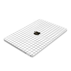 Lex Altern Hard Plastic MacBook Case Checkered Design