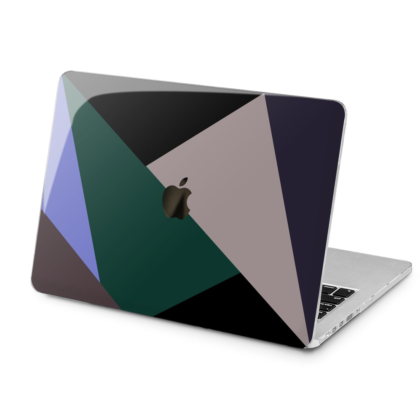 Lex Altern Lex Altern Triangle Shapes Case for your Laptop Apple Macbook.