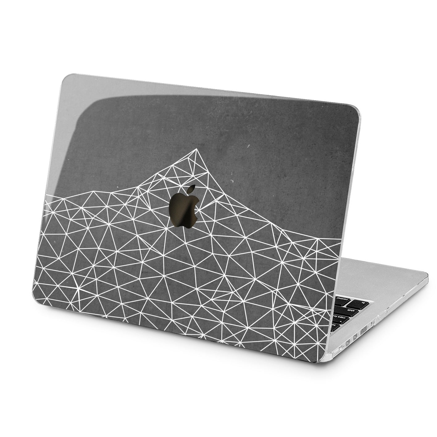 Lex Altern Lex Altern Abstract Mountain Case for your Laptop Apple Macbook.