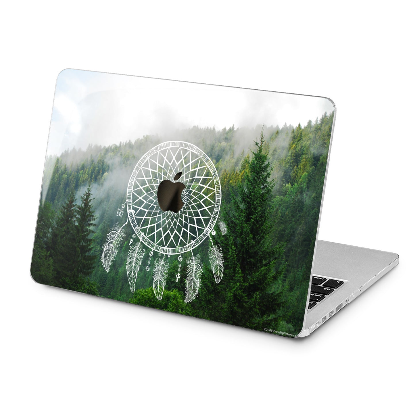 Lex Altern Lex Altern Forest Dreamcatcher Case for your Laptop Apple Macbook.