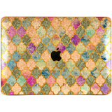 Lex Altern MacBook Glitter Case Bohemian Tile