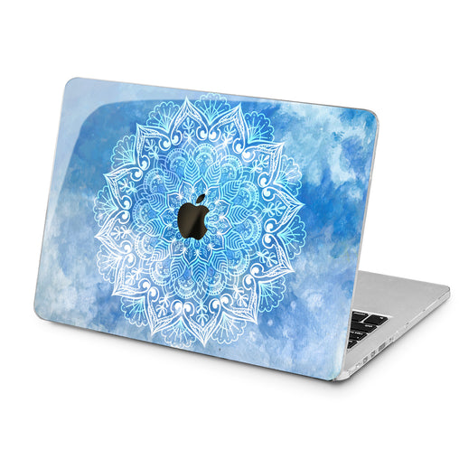 Lex Altern Lex Altern Blue Sky Case for your Laptop Apple Macbook.